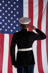 soldier flag