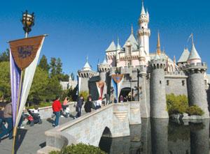 I have a rental near Disneyland